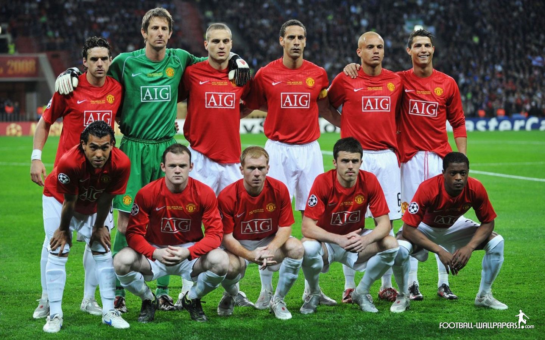 Manchester United Manchester United Team Manchester United Champions League Manchester United Champions