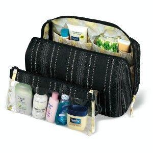 8e76d599bd25 The Dakine Prima 5L toiletry bag has a transparent, removable case ...