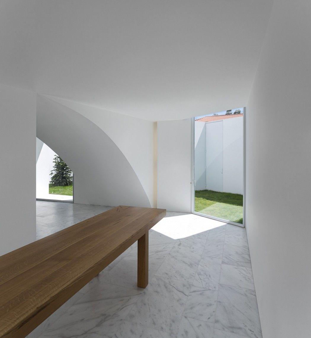 Aires Mateus definiert ein Haus in Portugal mit White (6) | Aires ...