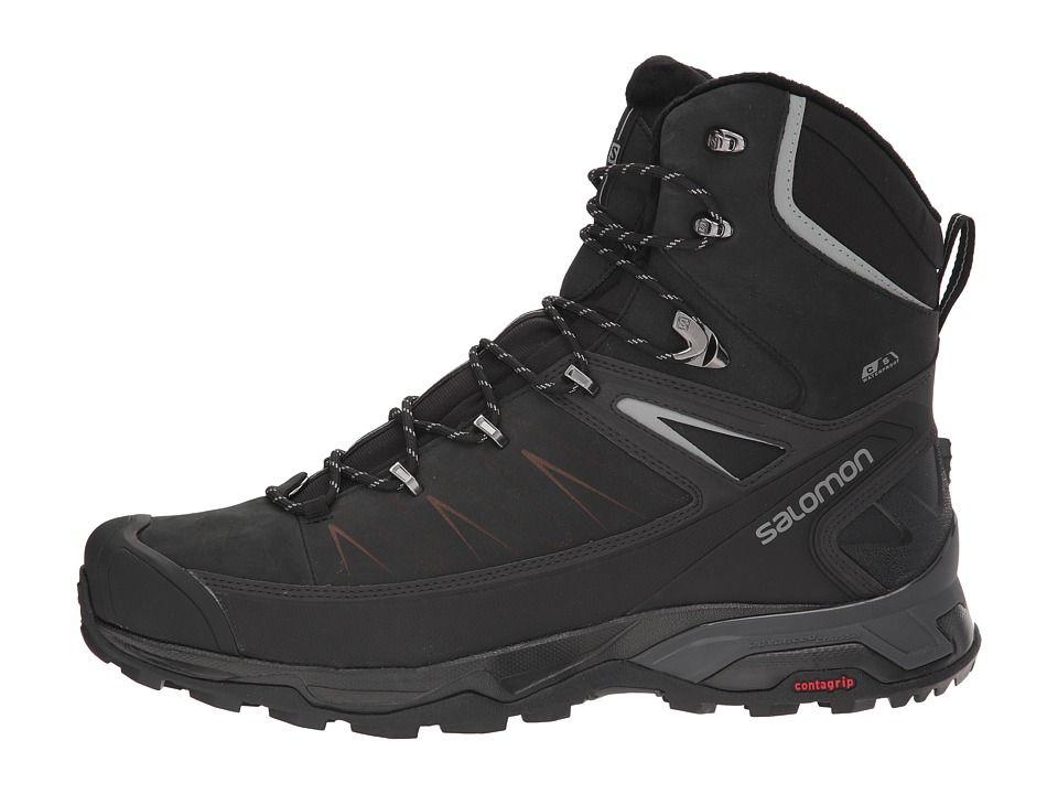 sports shoes a50bd e489d Salomon X Ultra Winter CS WP 2 Men's Shoes Black/Phantom ...