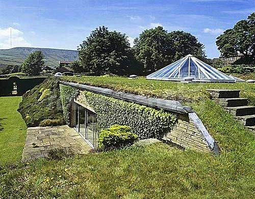 20 of the Most Amazing Underground House Designs | Google search ...