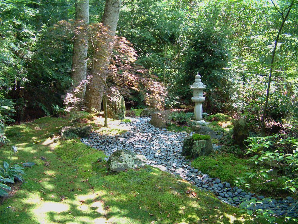 Japanese Rock Gardens - Moss Acres