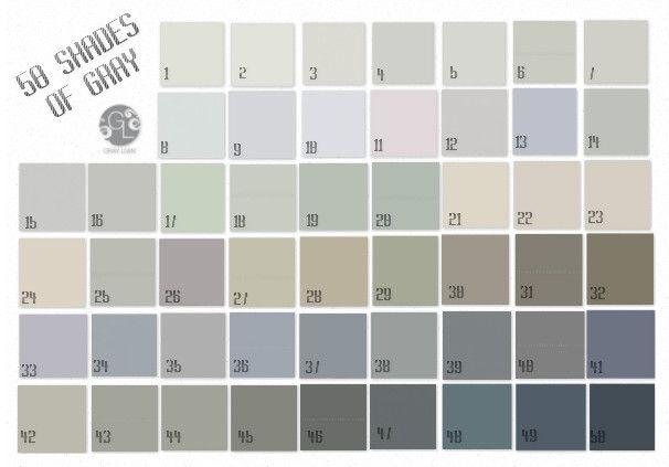 50 Shades Of Gray Owl Paintpaint Color