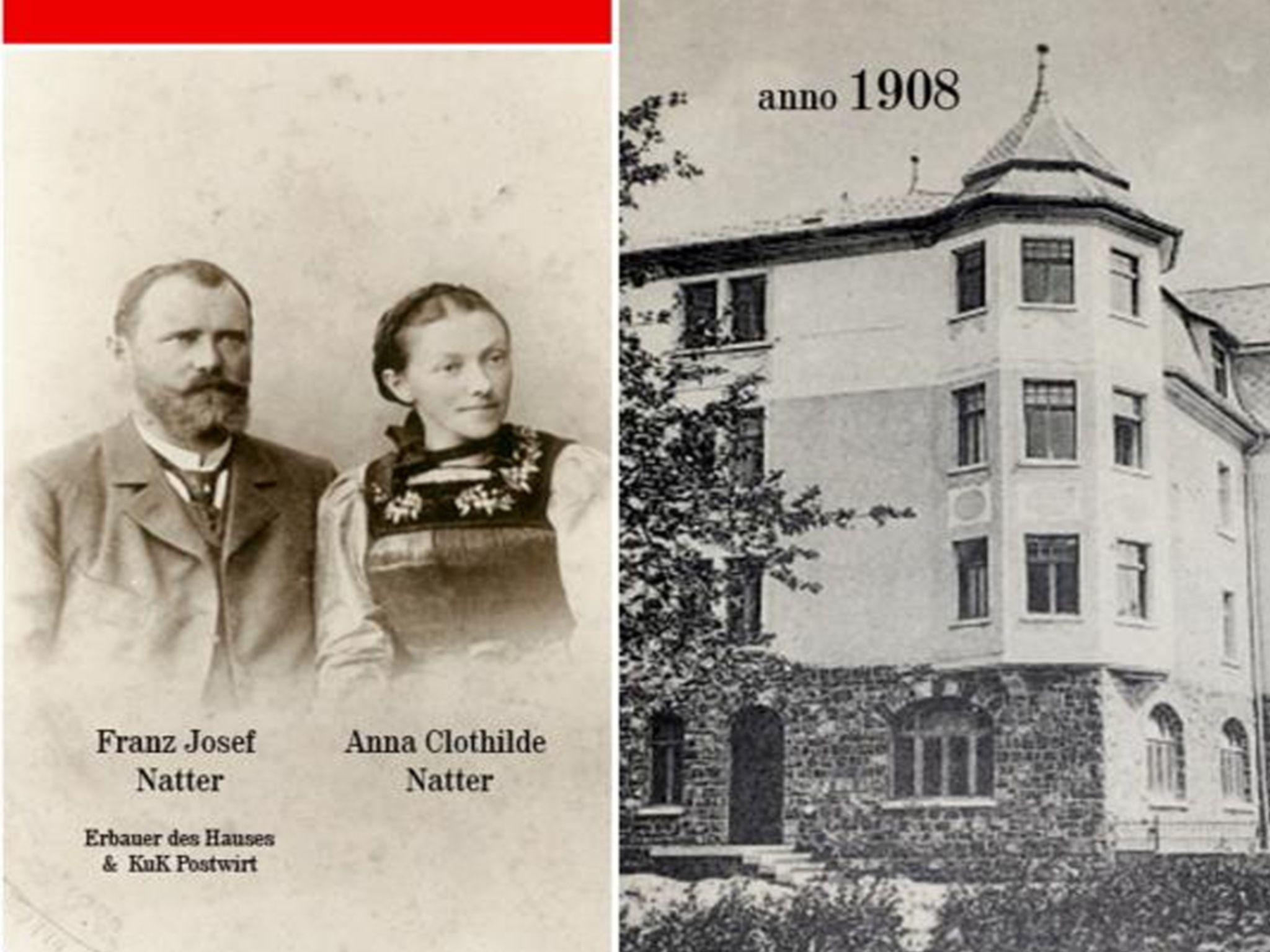 holiday apartments | Ferienwohnungen | Bregenzerwald | historical building | 1908 | Mellau-Damüls Faschina