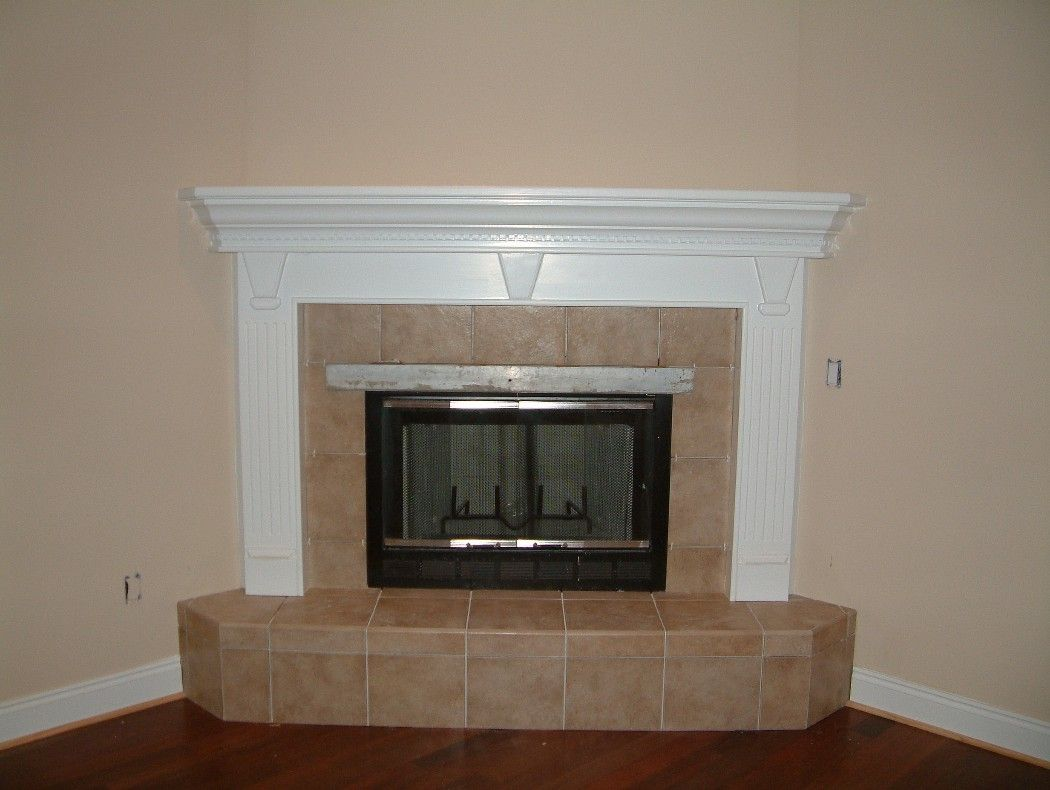 1000+ Images About Fireplaces On Pinterest | Mantels, Wood Mantels