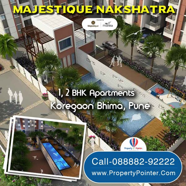 Majestique Nakshatra Pune is The Ideal Housing Project for Perfect family by Majestique Landmarks -https://goo.gl/cMqUt5 #flatsinpune #realestate #apartmentsinpune