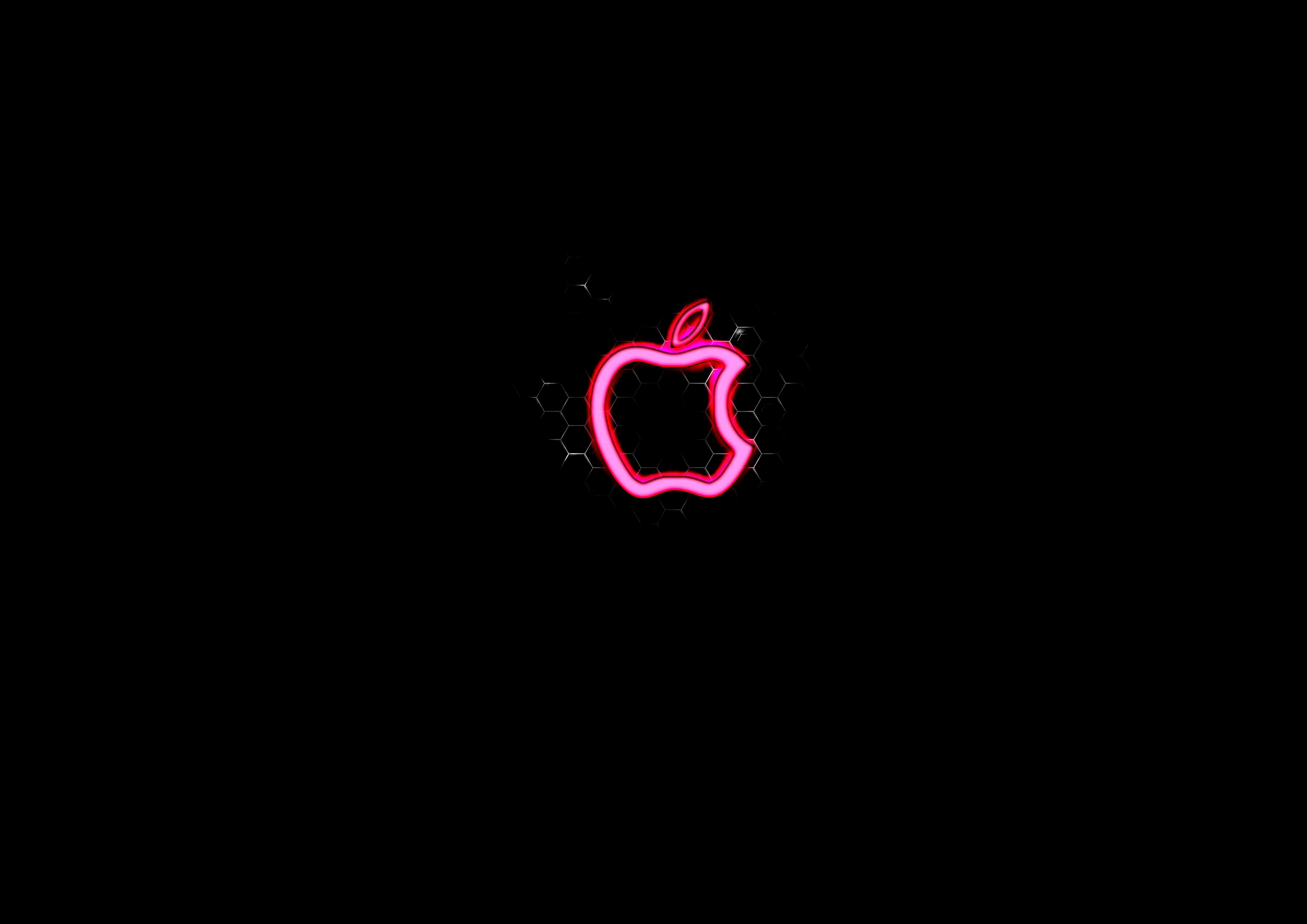 Pink Apple Logo Wallpaper Bing Images Cool Mac Wallpaper