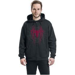 Photo of Spider-Man Spinne im Netz Kapuzenjacke