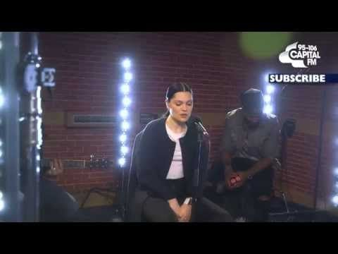 Jessie J - 'Stay With Me' (Capital Live Session) - YouTube