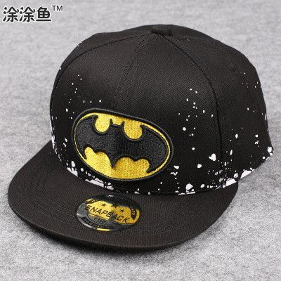 Apparel Accessories Cute Mickey Hip Hop Hat Children Hat Cartoon Ear Size Adjustable 2019 Spring Summer New Boys Girls Universal Street Dress Wide Selection;
