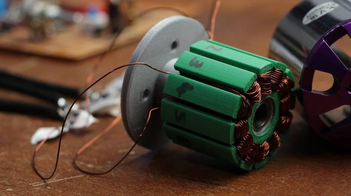 Can You 3d Print A Dc Motor Make 3d Printing Print Geek Culture