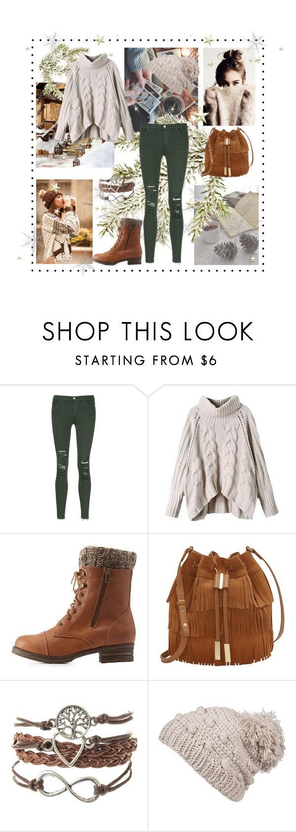 """""""Autumn """" by selena-styles-ibtissem23 ❤ liked on Polyvore featuring J Brand, Charlotte Russe, Vince Camuto and prAna"""