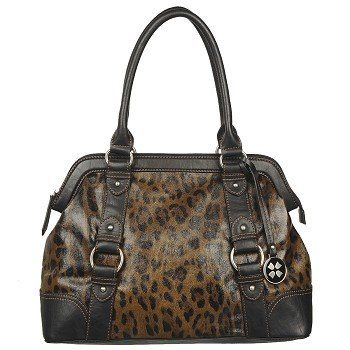 Victoria cheetah bag.  I receive quite a few compliments on this bag.