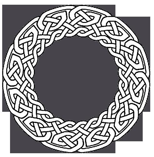 Celtic Cross A Circle Tattoo With Many Nodes photo - 2 ...