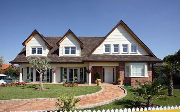 Casas de madera canadienses casas de campo pinterest house - Casas de madera canadienses ...