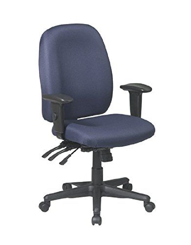 Office Star Multi Function Ergonomic Chair With Ratchet Back