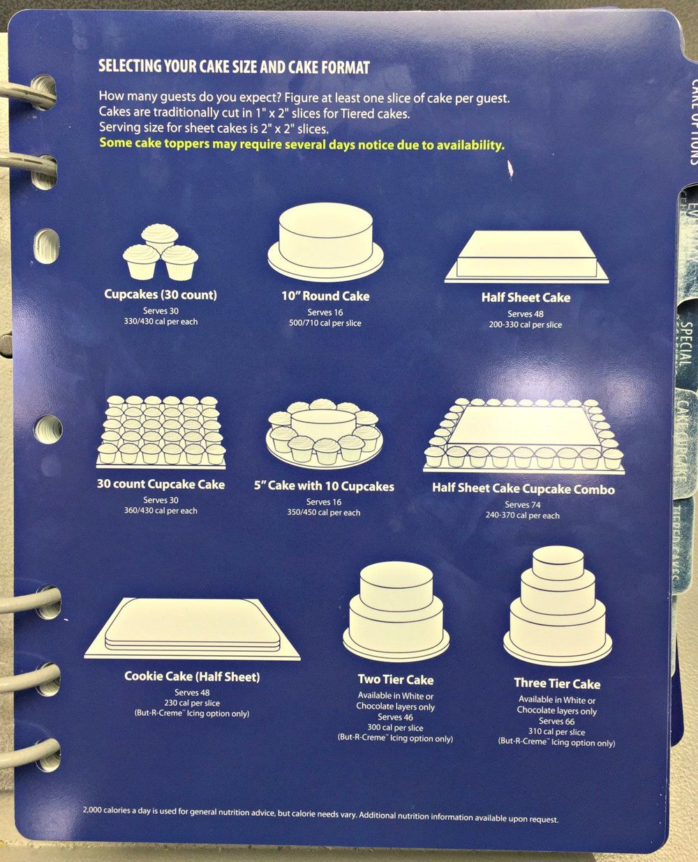 How To Order A Cake From Sam S Club Sam S Club Walmart