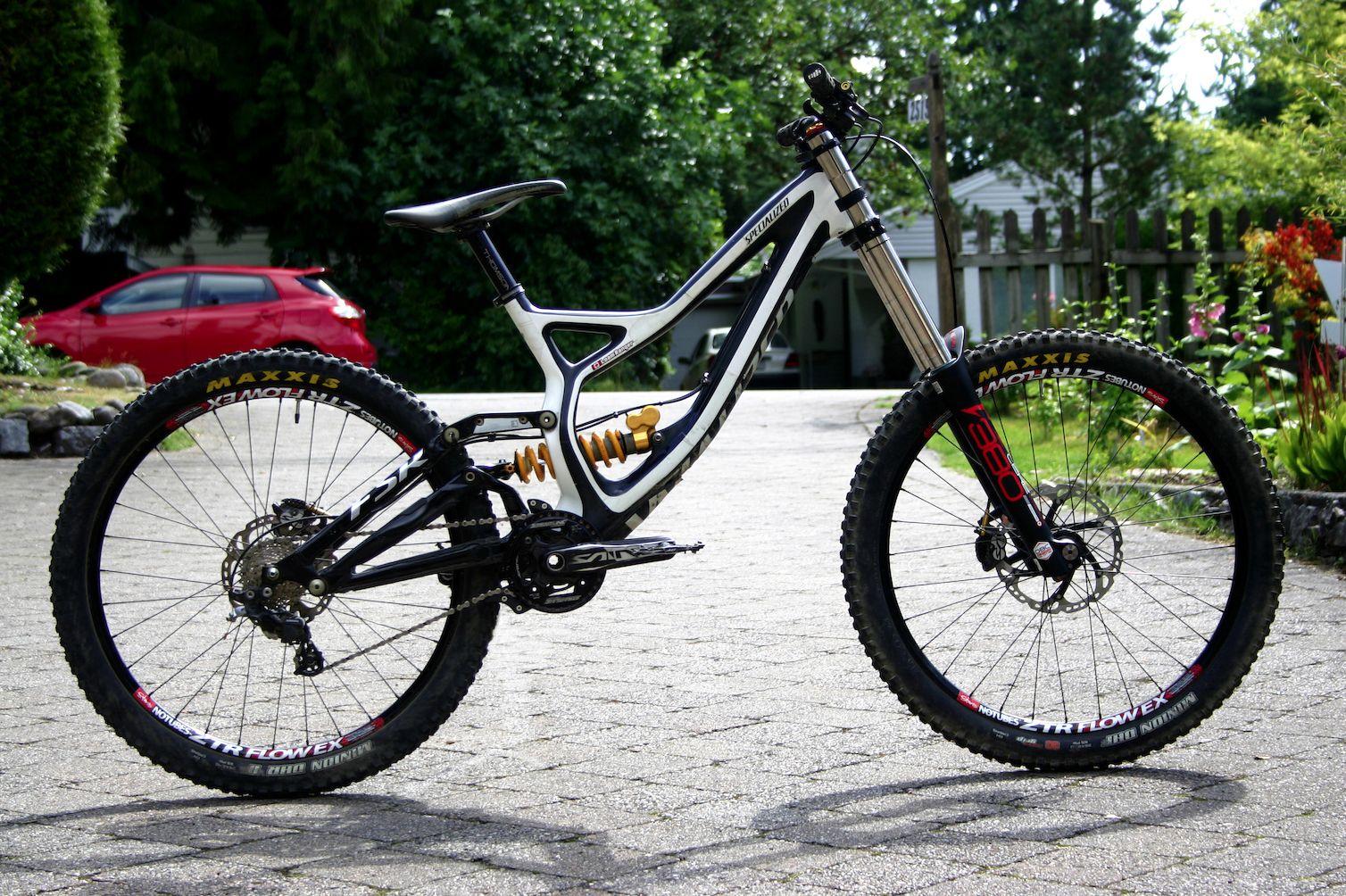 Specialized Demo 8 Downhill Bike Bike Mountain Biking