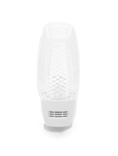 Leviton 48561 2w 5 W 120 V Automatic On Off Led Night Light With Etched Shade 2 Pack White By Leviton 7 00 F Night Light Led Night Light Window Design