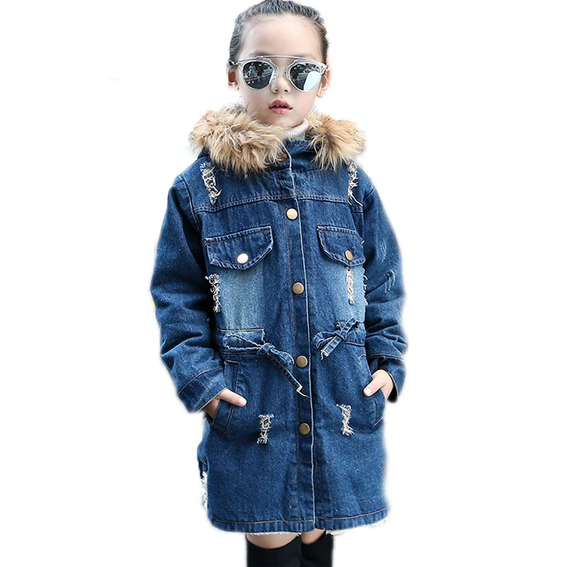 Джинсовое пальто для девочки (22 фото) | Модная одежда для ...