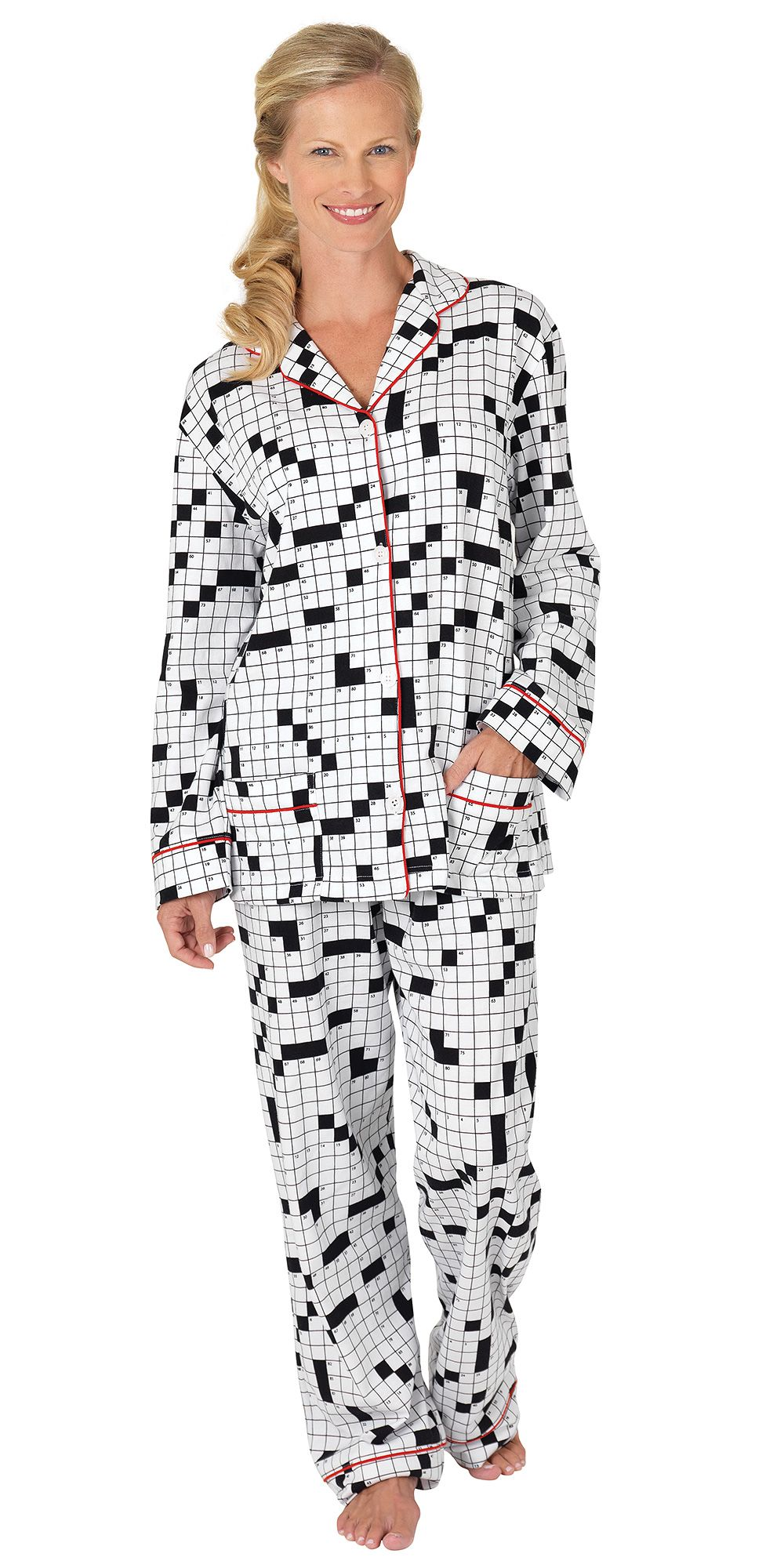 Crossword Pajamas for Women | My Style | Pinterest | Pyjamas, Woman ...