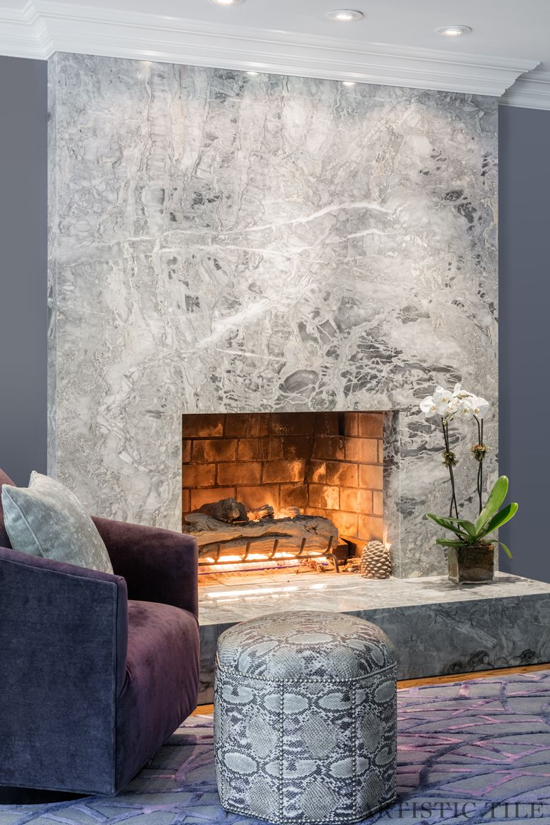 Design Your Dream Fireplace With Triton Stone Marble Firep