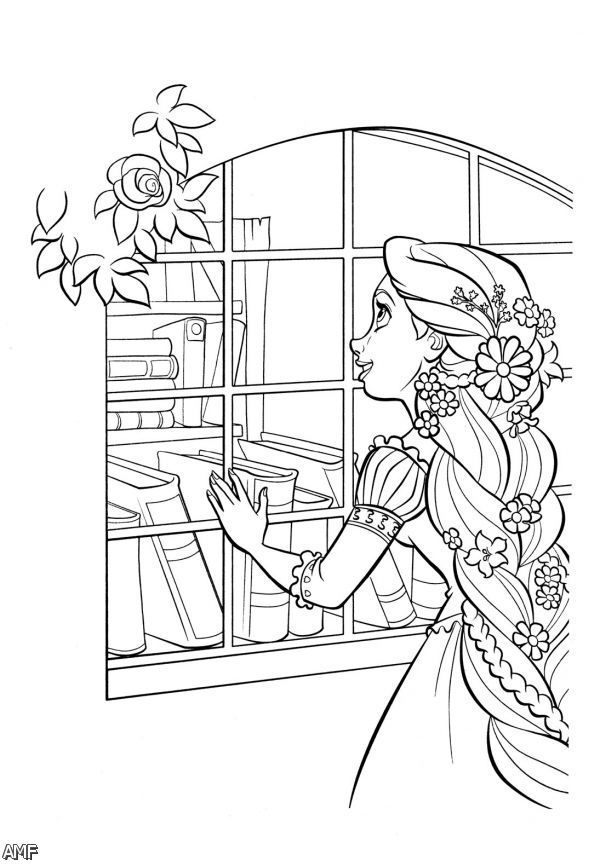 wpid-disney-princess-rapunzel-and-flynn-coloring-pages