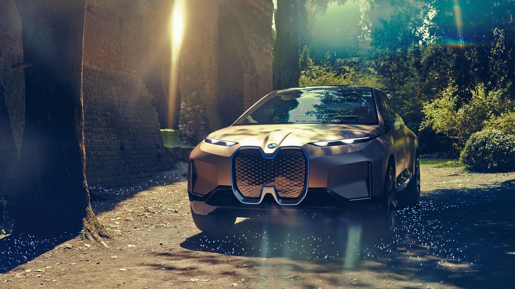 The Vision iNext is BMW's first level 3 autonomous car