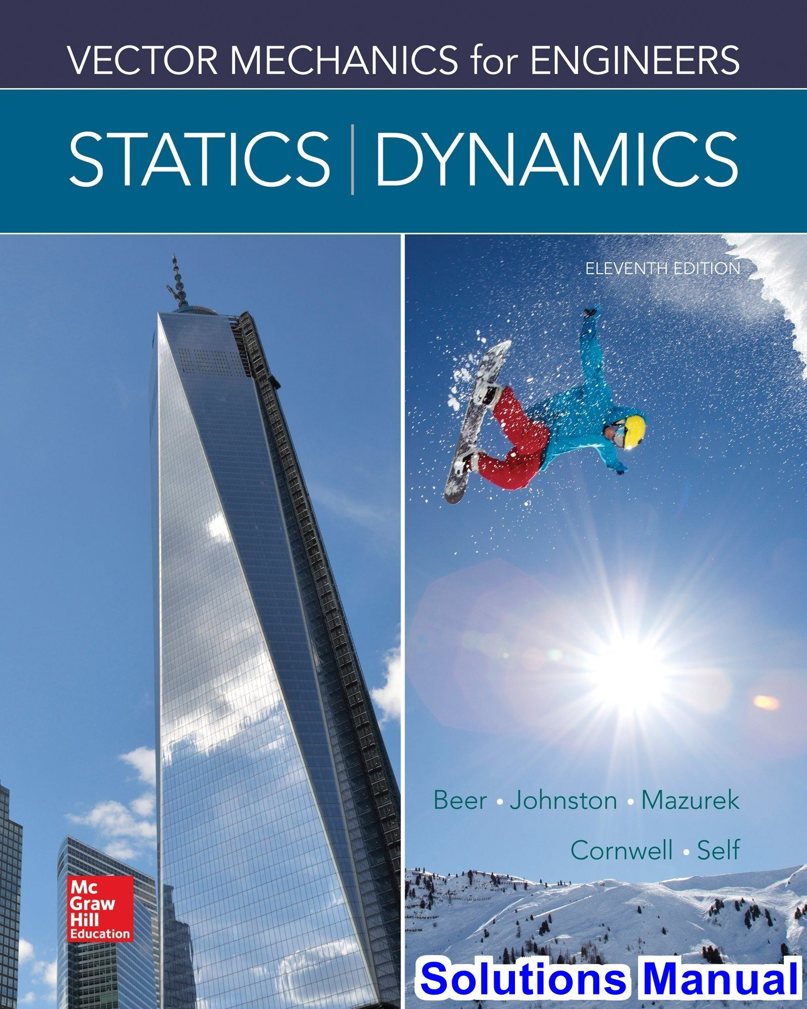 Solutions Manual For Vector Mechanics For Engineers Statics And