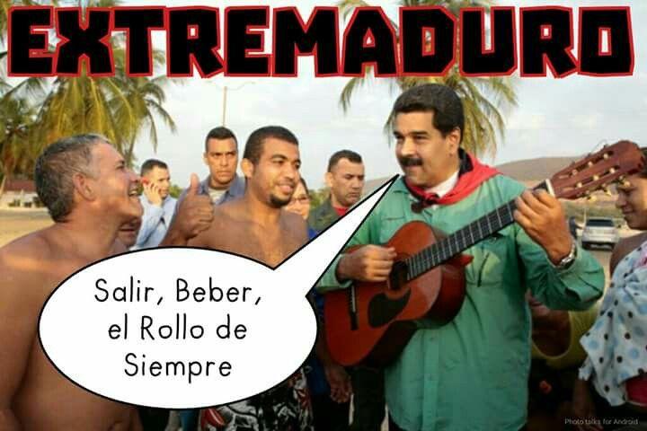 Extrem Maduro