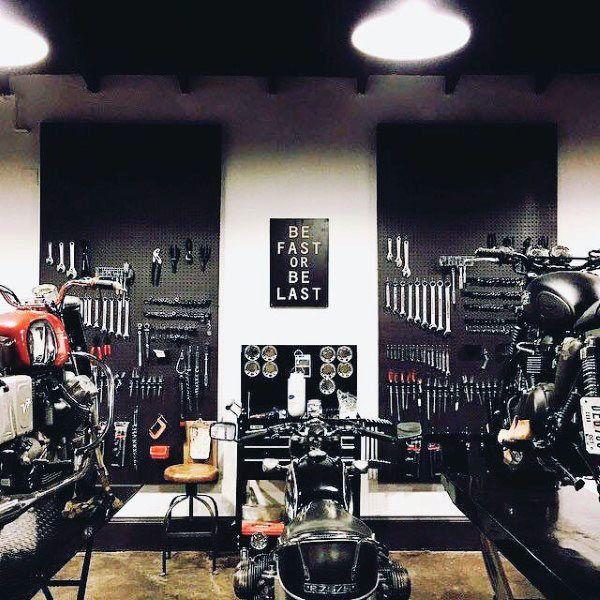 Photo of 100 Garage Storage Ideen für Männer – coole Organisation und Regale Designs – Mann Stil | Tattoo