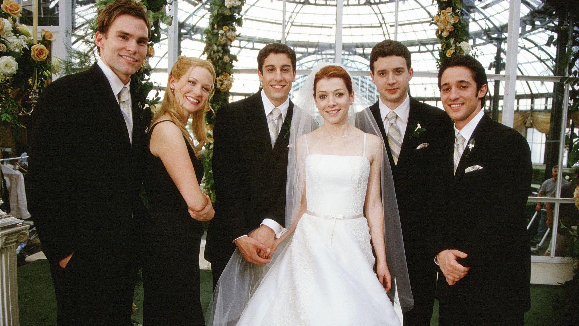 Pin By Susan Johnston On Seann William Scott Am Pie American Wedding Wedding Song List Wedding Songs