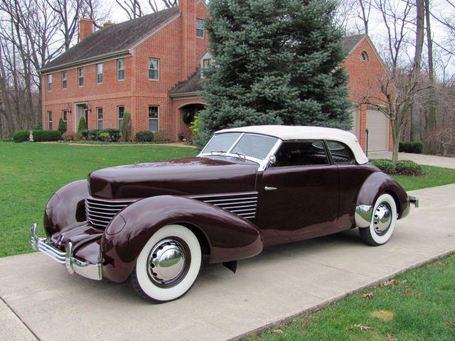 37 Cord Phaeton Convertible Ebay Via Peter S Motors 185 000 00 Classic Cars Antique Cars Vintage Cars
