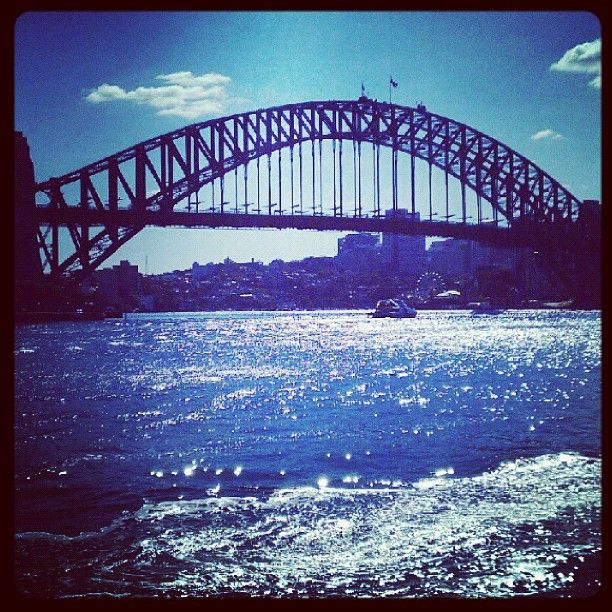 Another sunny winter day in #sydney #travel #mnyau