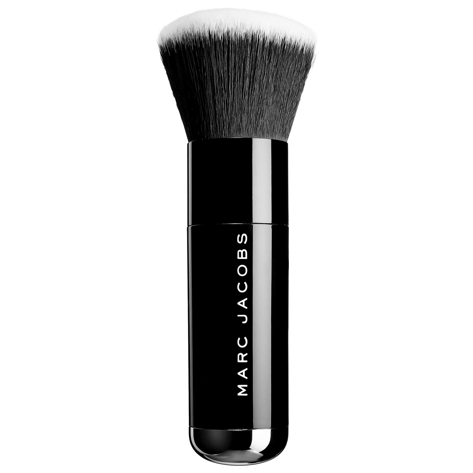 What it isA liquid foundation buffing brush that achieves