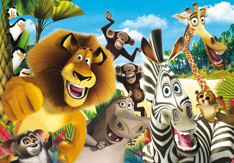 Comprar Puzzle Clementoni Madagascar Maxi 104 Piezas Ref 23694 Madagascar Movie Madagascar Movie Characters Madagascar Animals