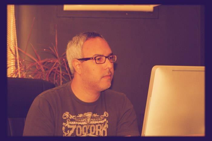 Alexandre Olanda, nosso Diretor de criação e sócio da agência.