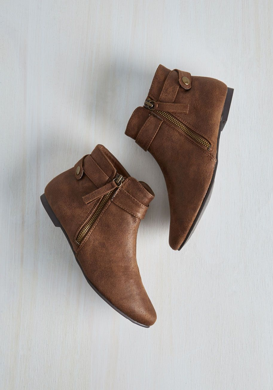 Madden Girl by Steve Madden Women's Hunttz Booties ($70) ❤ liked ...