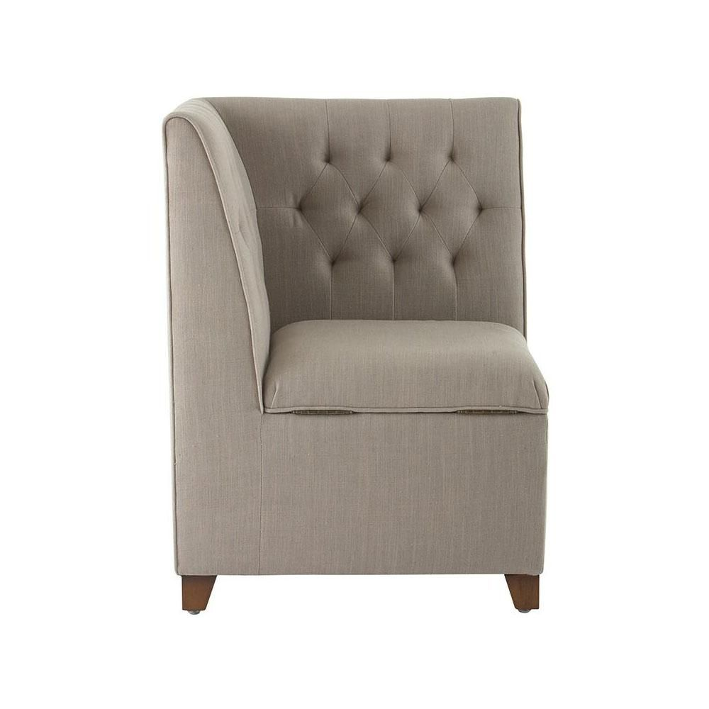Home Decorators Collection Adalyn Corner Tufted Storage Bench in ...
