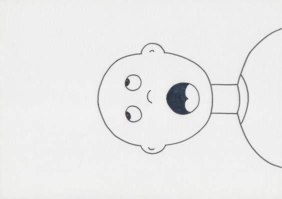 Okulöncesi Sulu Boya Sıçratma Ile Saç Tasarımları Kaliplari Ile
