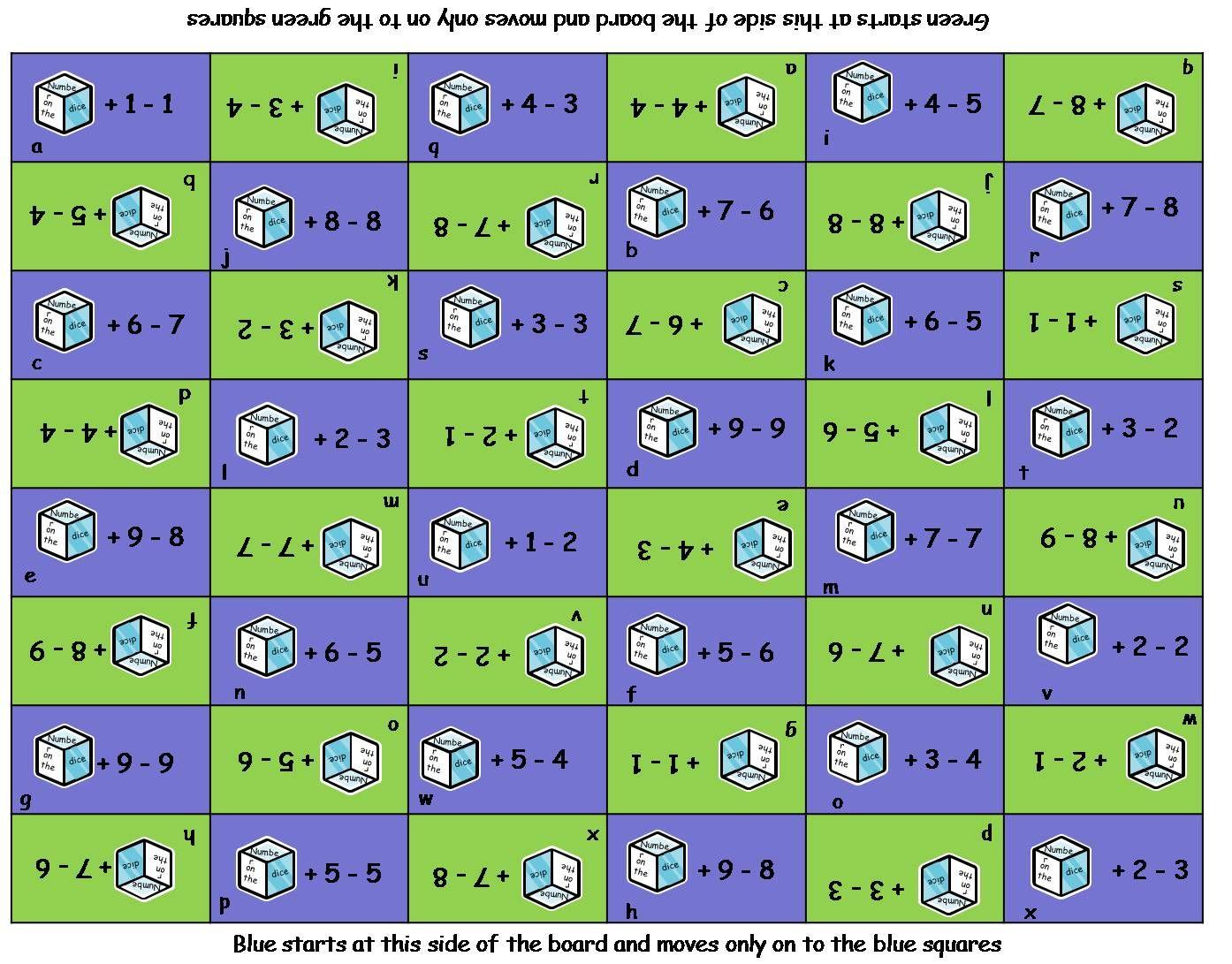 alien board game printable - Google Search | Math | Pinterest | Math