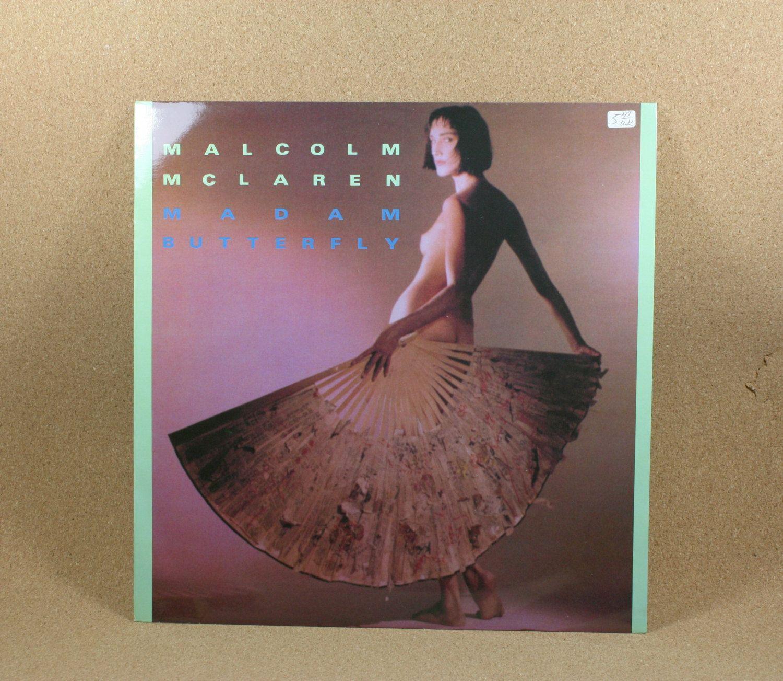 Malcolm McLaren Vinyl Album - Madame erfly Record - Near Mint ...