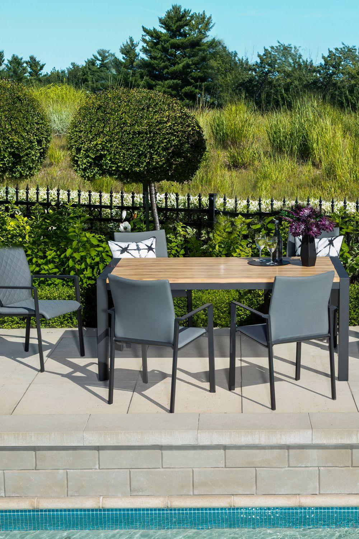 Ens A Diner San Marino Outdoor Furniture Sets Outdoor Decor Rectangular Table