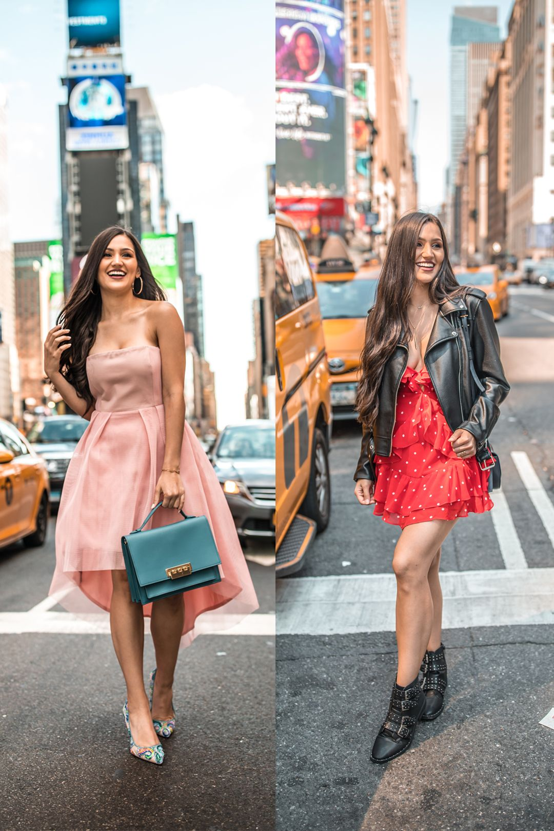 Two outfits to wear this spring!  Spring outfits women, Stylish