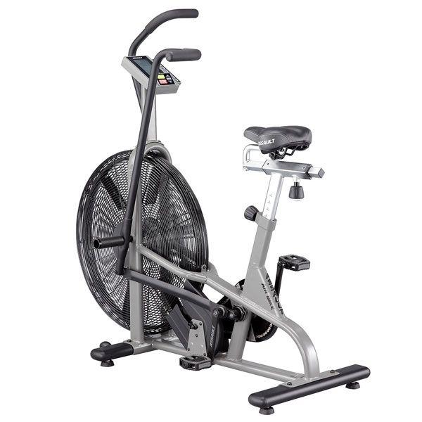 Assault Airbike Rogue Fitness Biking Workout Curves Gym