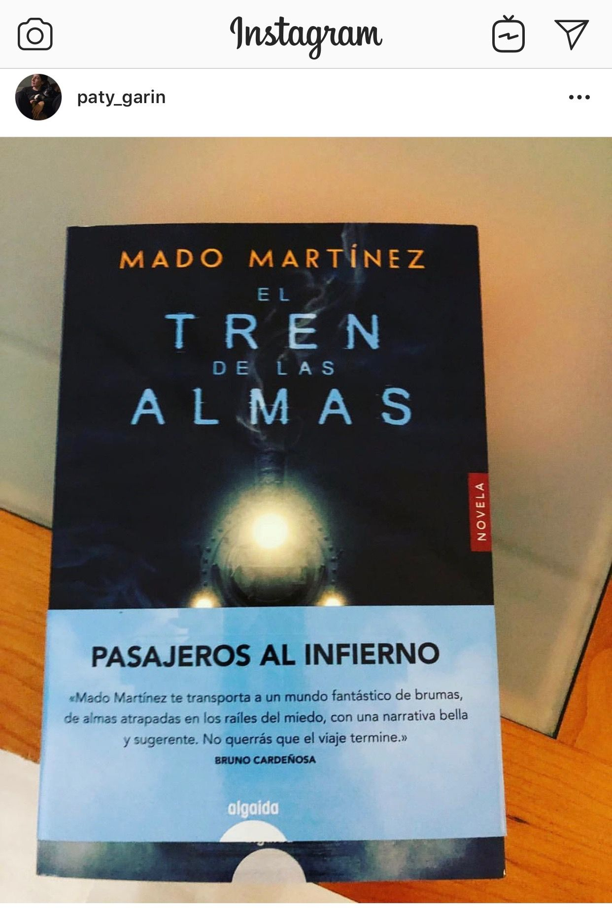 Pin By Mado Martinez On El Tren De Las Almas Book Cover Books Cover