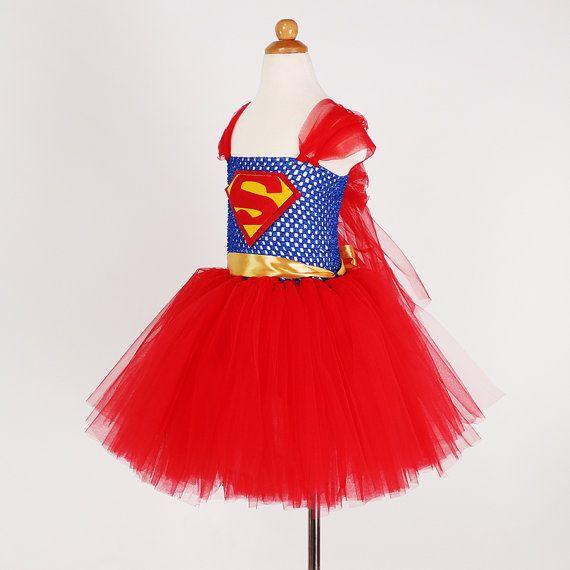Super Girl Tutu. Superman Kids Tutu Dress. Handmade Super Hero. Fancy Dress. Superhero Costume for Girls. Halloween Costume & Superhero Dress. Super Girl Tutu. Superman Kids Tutu Dress. Handmade ...