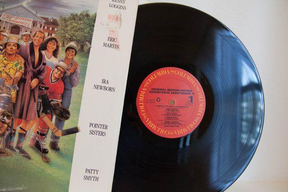 Caddyshack 2 Vinyl Record Album LP 1980s Comedy Movie Sequel