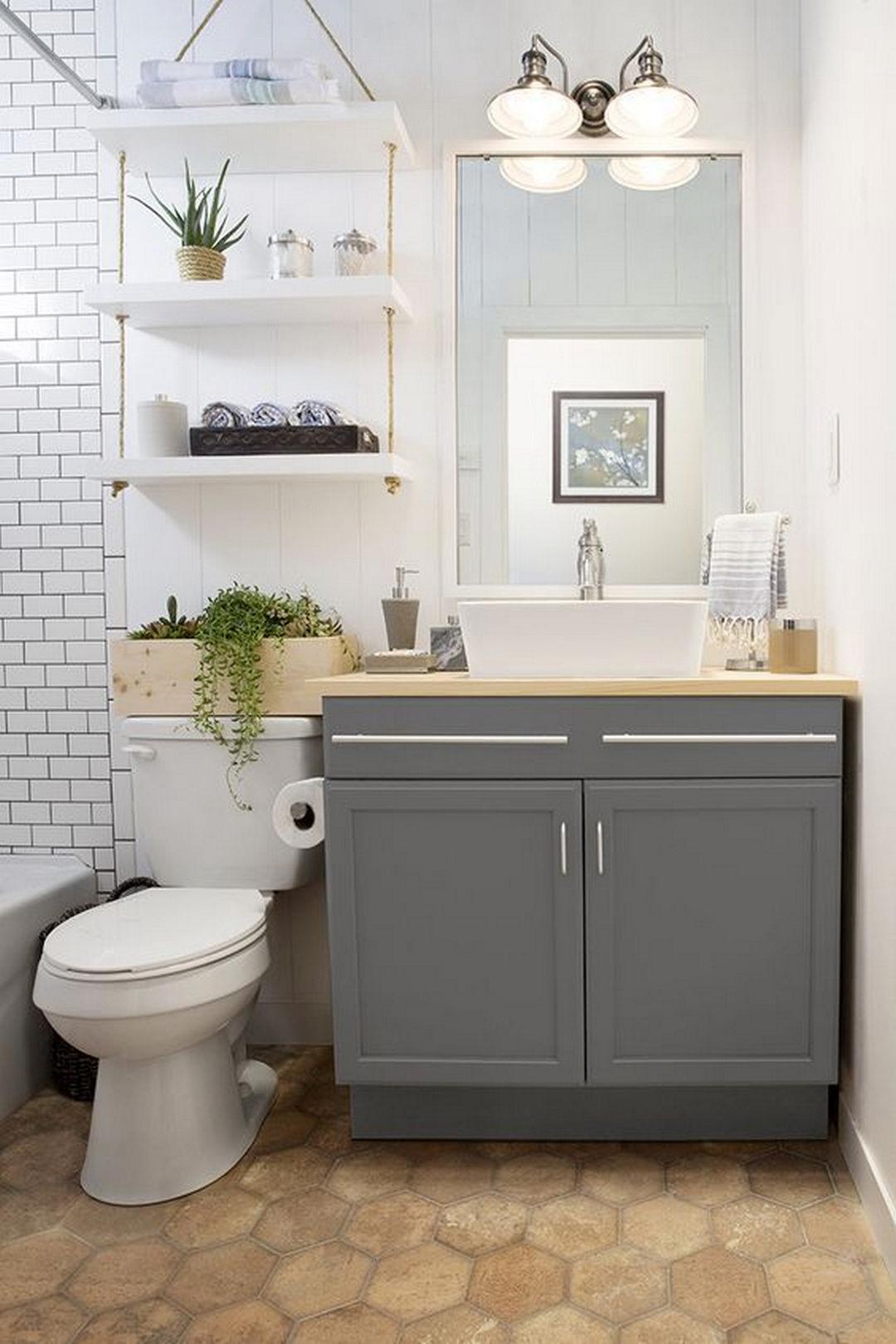 How To Create Safe And Modern Bathroom Design Dizajn Nebolshoj