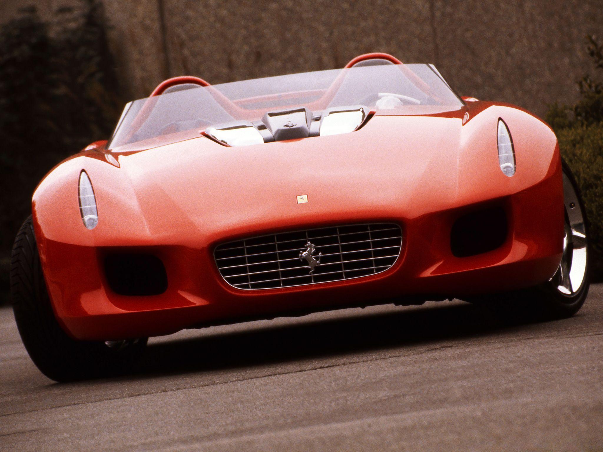 2000 Ferrari Rossa By Pininfarina Ferrari Super Cars Sports Cars Luxury